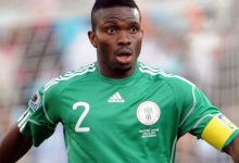 """Photo of Former Defender appointed as the new """"assistant coach"""" of the Super Eagles."""