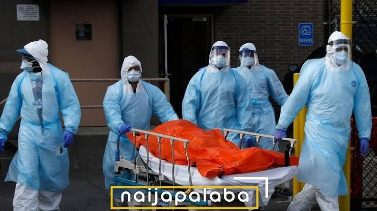 Lagos state death of covid-19