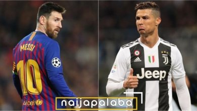 Photo of LET'S PLAY! Ronaldo & Messi, Wizkid & Davido, APC & PDP, Which Other Two Great Pairs Do You Know?