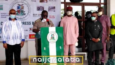 Photo of Covid-19: An index case has been discharged in Abia State.