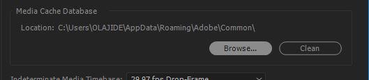adobe pro cache file location