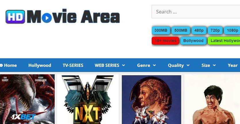 HDmoviearea 300MB: Download Free HD Movie Online (Oct 2021)