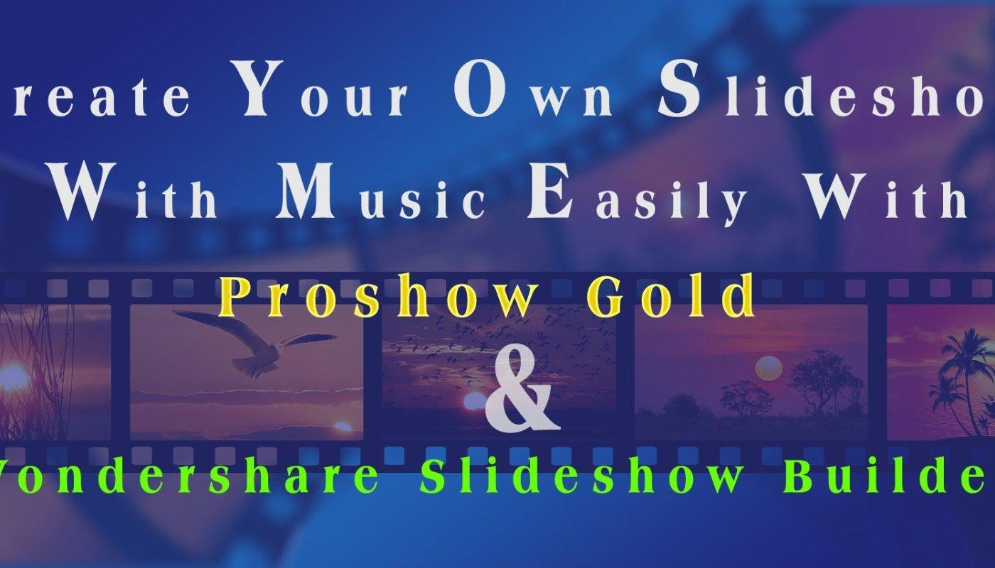 make Photo Slideshow