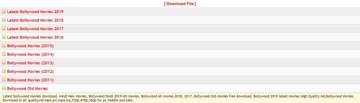 mp4moviez movie download site