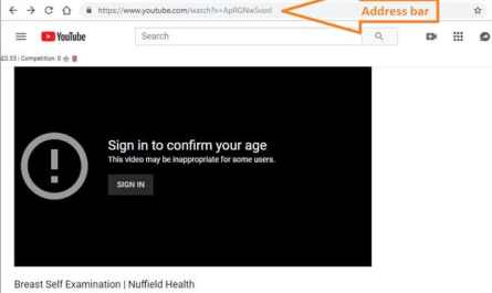 youtube age restriction bypass