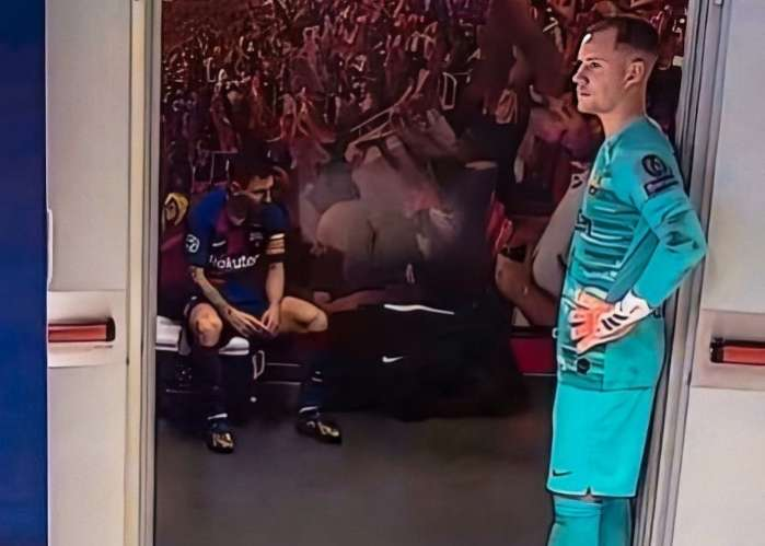 Lionel Messi 'Isolates Himself From Teammates After Barca Defeat