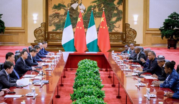 $500m Loan: No Plan To Take Over Nigeria's Sovereign Right — China