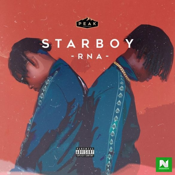 Rema  - Starboy ft. Alpha P