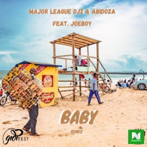 Major League & Abidoza - Baby ft. Joeboy (Amapiano Remix)