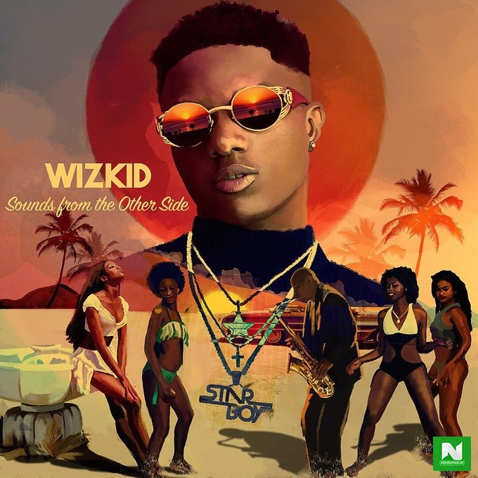 Wizkid - Dirty Wine ft Ty Dolla Sign