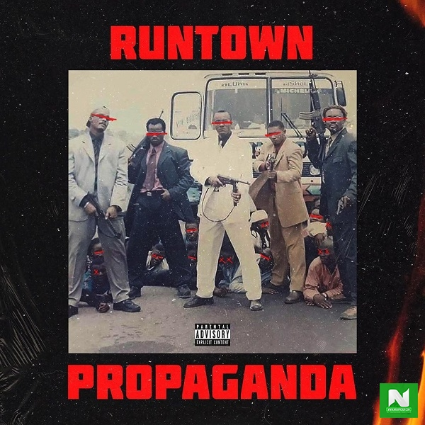 Runtown - Body Riddim Ft. Darkovibes, Bella Shmurda