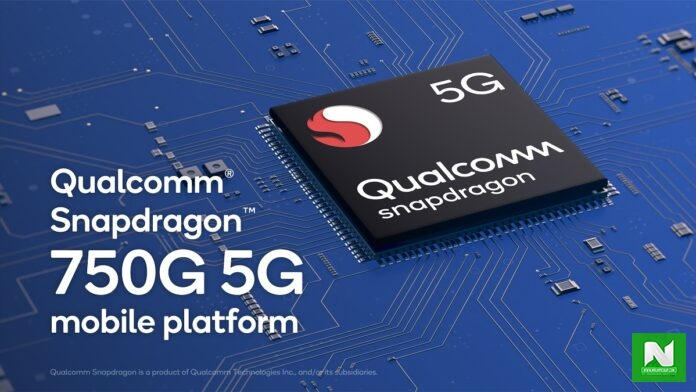 Snapdragon 750G launched with AI noise suppression with 5G support