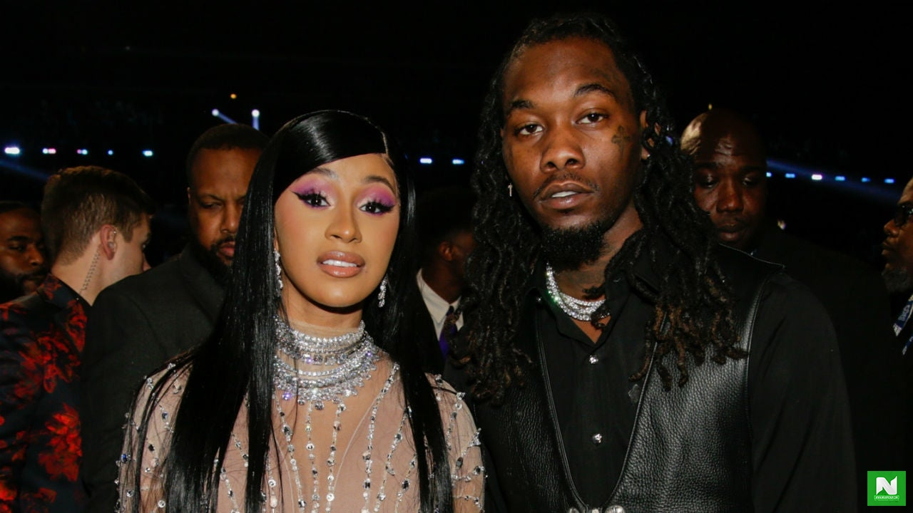 Rapper, Cardi B Files For Divorce From Offset, Her Husband Of 3 Years