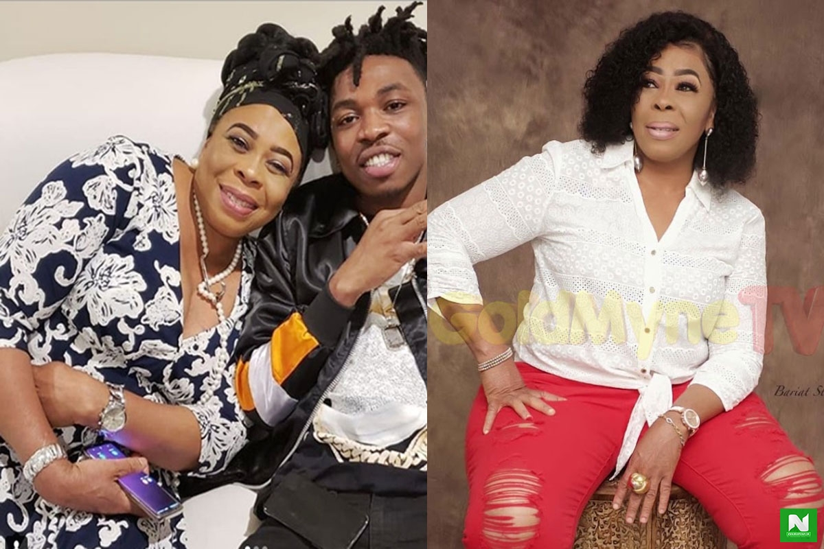 """I Didn't Even Give Him My Blessing"" - Mayorkun's Mother Opens Up On Supporting Her Son In Going Into Music"