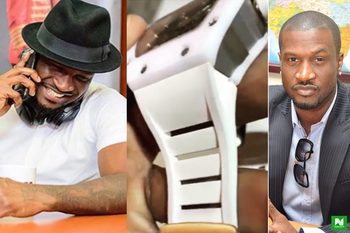 Peter Okoye Finally Reacts After Being Accused Of Wearing A Fake Richard Mille Watch