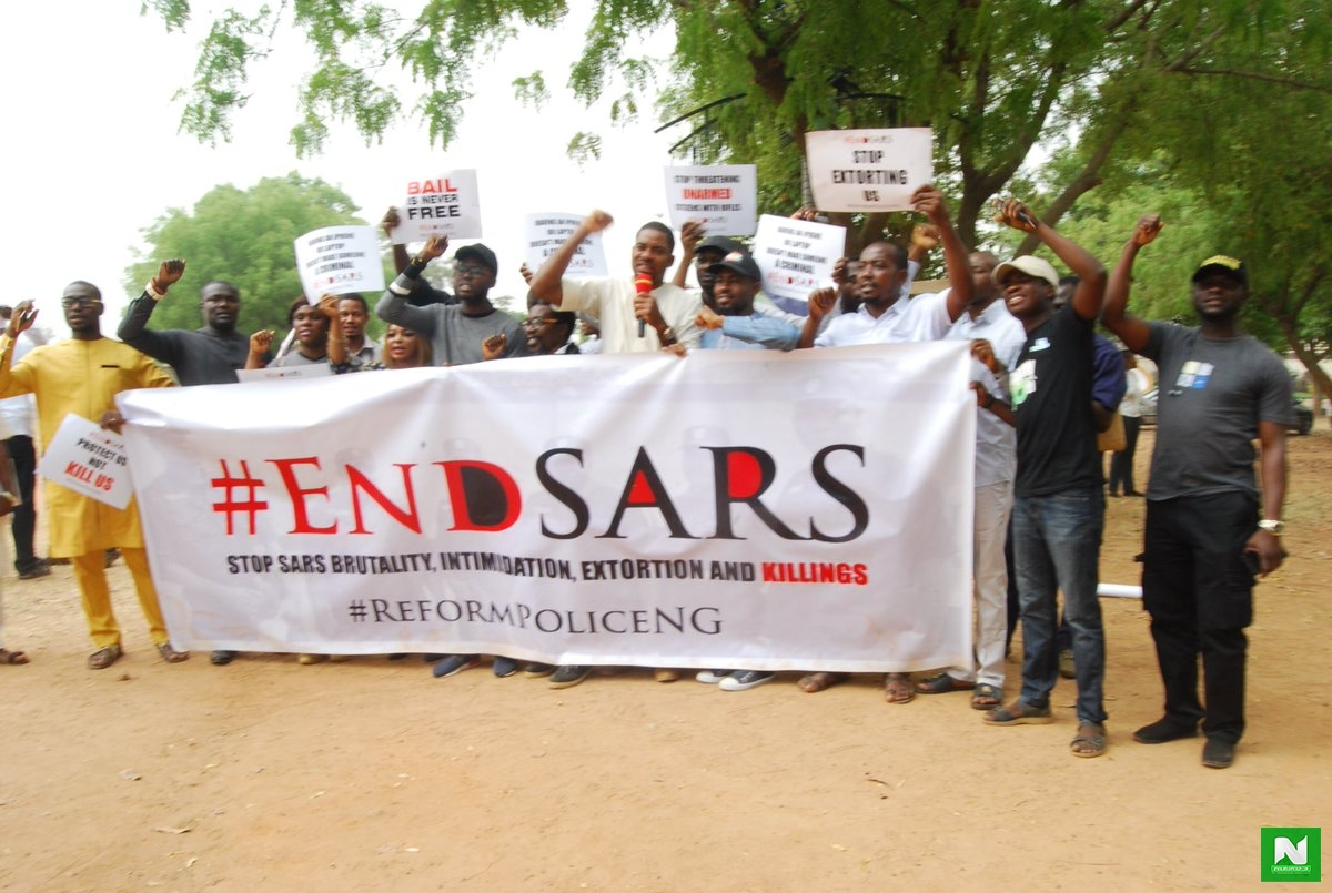 My Dad Just Kicked Me Out For Going Out To Campaign Against SARS - Boy Cries Out