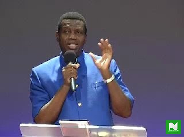 'Restructure Or Risk Breakup Of Nigeria' - Pastor Adeboye