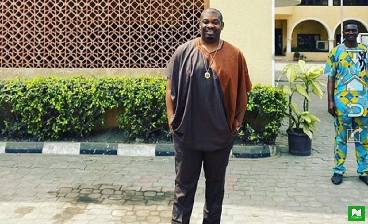 End SARS: We Want A Police Force That Serves The People – Don Jazzy Takes The Protest To A Different Level