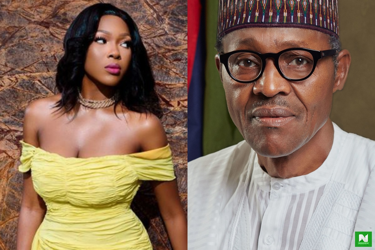 """Buharis Speech Simply Means He Doesnt Give A Damn"" – BBNaija Star, Vee"