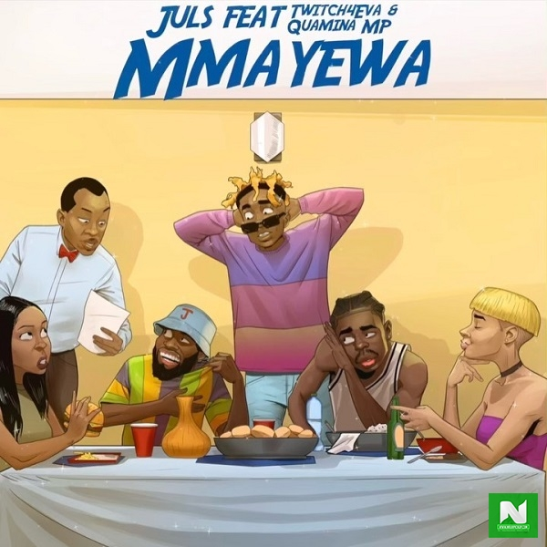 Juls - Mmayewa ft Twitch4eva & Quamina MP