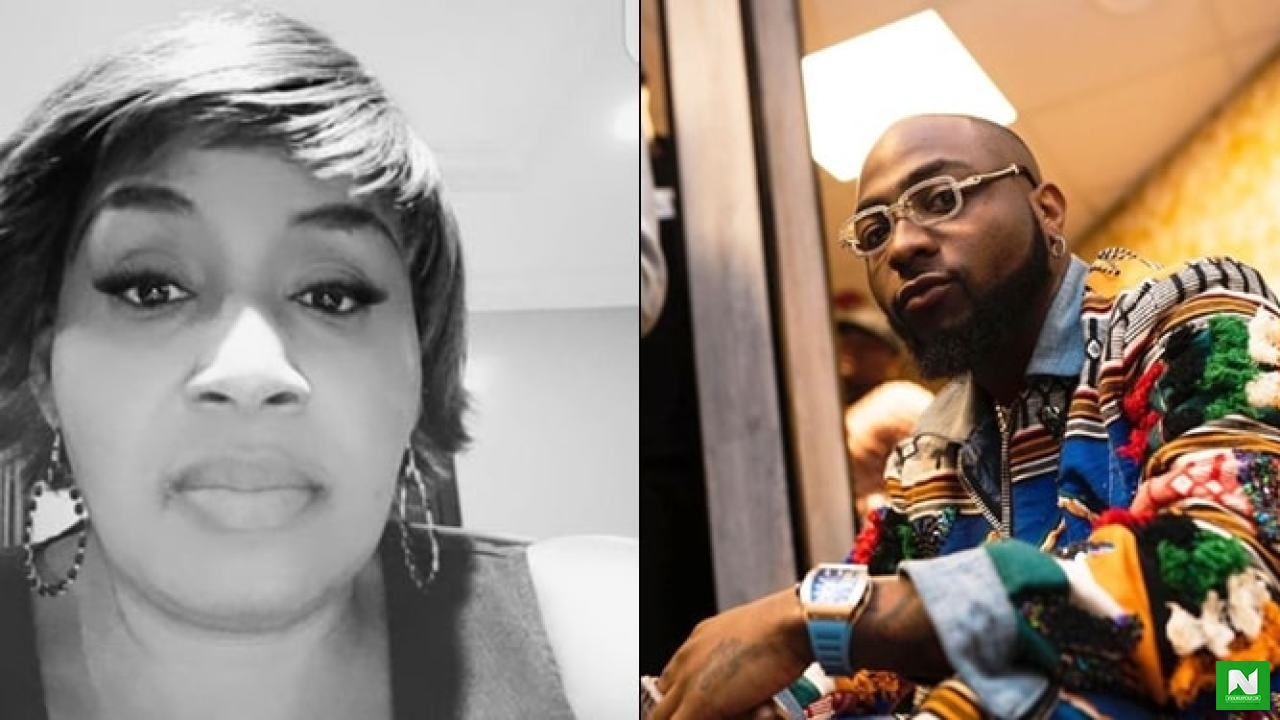 Kemi Olunloyo Reacts After It Was Alleged That She Said Davido Has STD