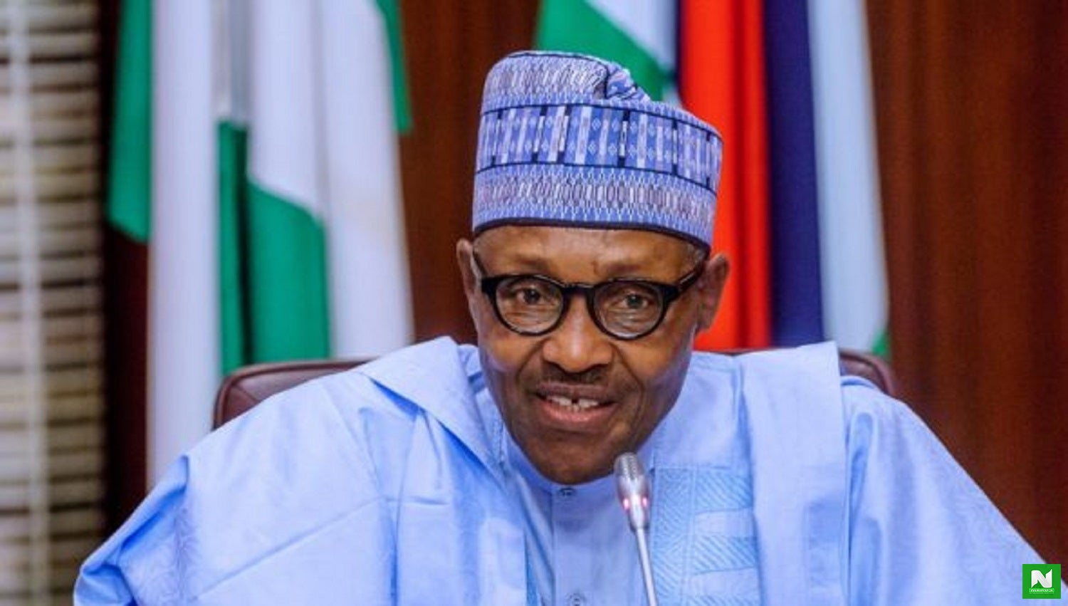 ENDSARS:Discontinue Protest And Lets Dialogue – Buhari To Protestors