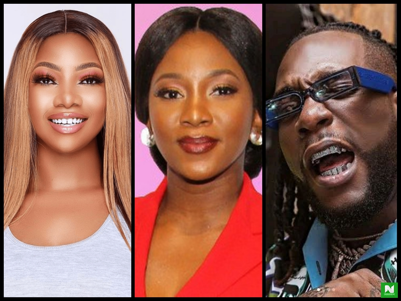 Burna Boy, Genevieve Nnaji, Tacha & Others Blast Governor Woke