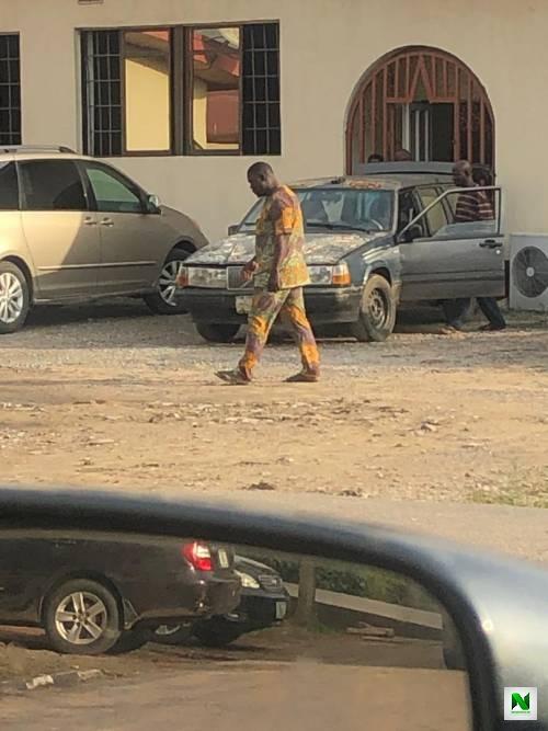 Nigerian Army Secretly