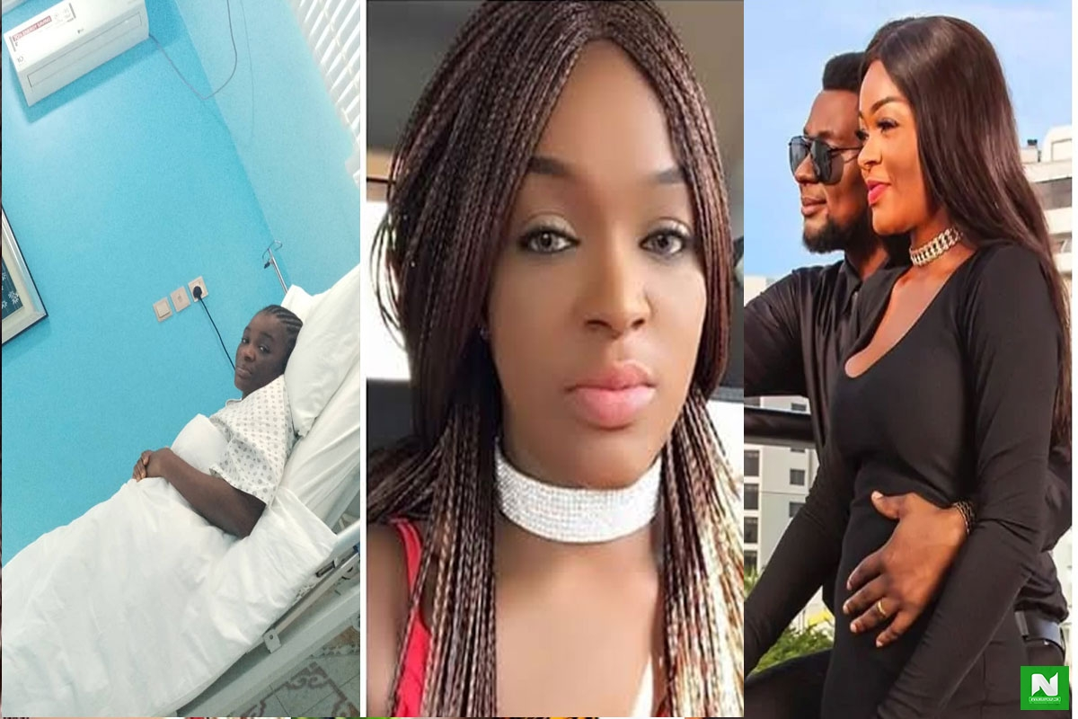 Chacha Eke Is Into Drugs Reason For Her Social Media Outburst - Blogger Claims