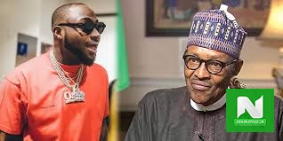 """Buhari Its Game Over Step Down"" - Davido Tells President Buhari"