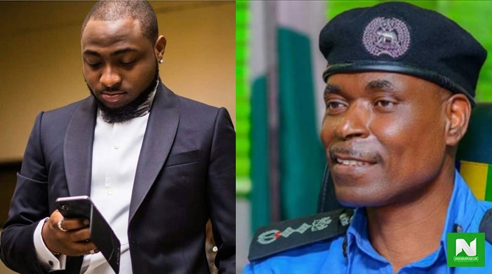 """IGP Has Given Me Directive To Set Up My Own Panel, SARS Is Over"" - Davido Briefs Media On Meeting With IGP (VIDEO)"
