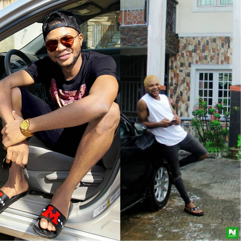 SEE The Things Denilson Igwe Has Achieved After He Left Mark Angel Comedy