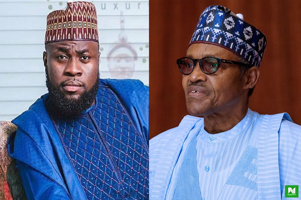 "EndSARS: You Are Once Military General And Cannot Come To The Aid Of Your Own People""- Comedian Berates Buhari"