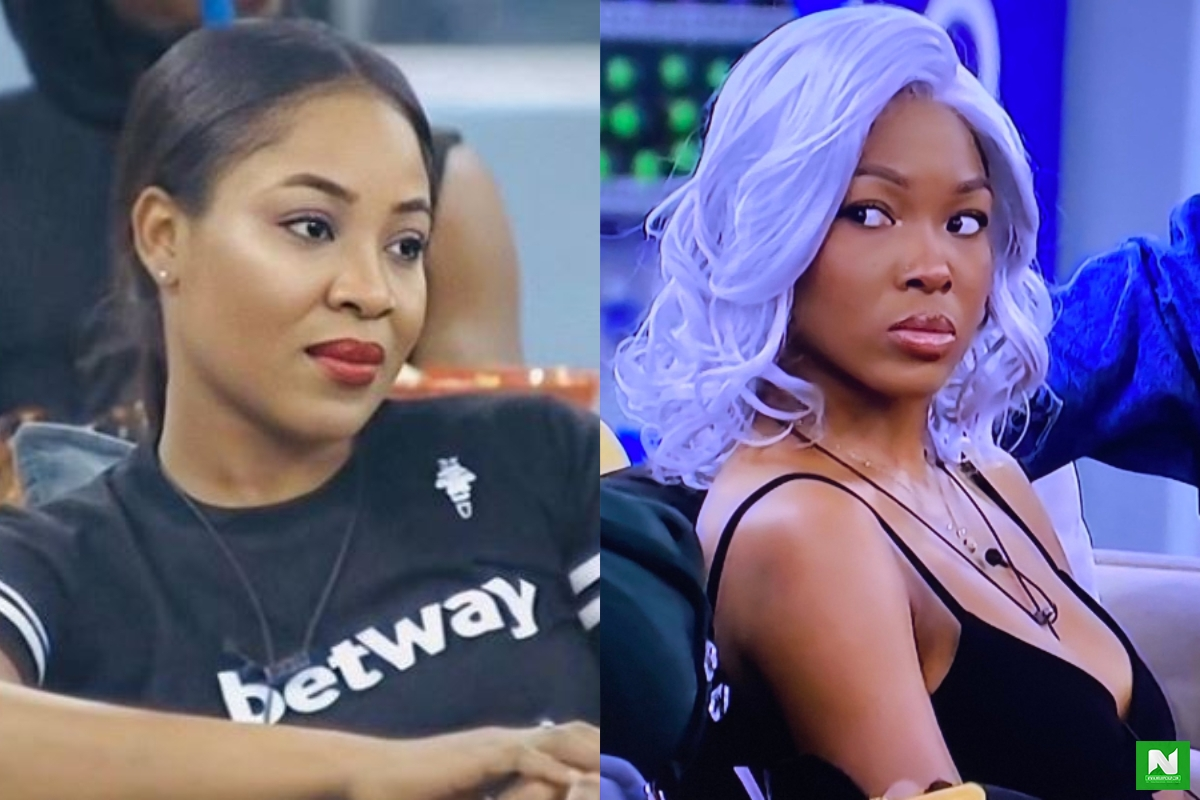 Nigerians React And Drag Vee After Saying She Likes Erica