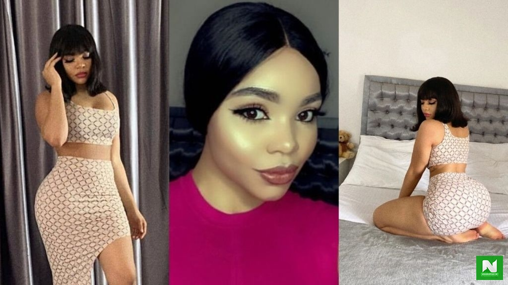 'Liar, There Is No Boyfriend Anywhere' - Nigerians Blast Nengi For Saying Her Boyfriend Has Refused To Pick Her Calls