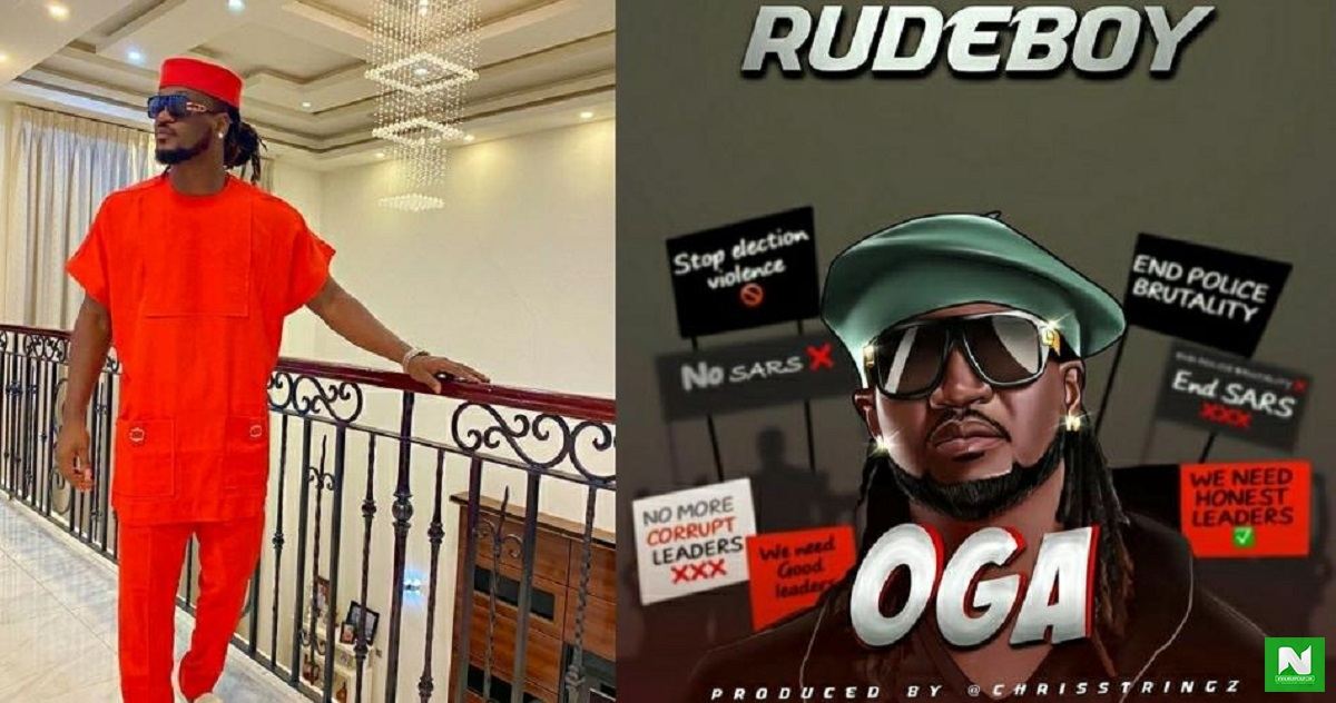 EndSARS: Love Songs On Break – Rudeboy Says As He's Set To Release A New Song To Address SARS And Police Brutality