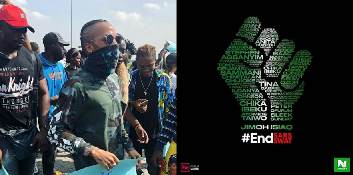 Tekno Shares A Tall List Of People Who Died As A Result Of Police/SARS Brutality