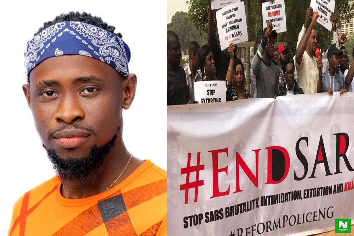 Trikytee Debunks Rumors Of Demanding 500k Before Joining The Protest In Bayelsa