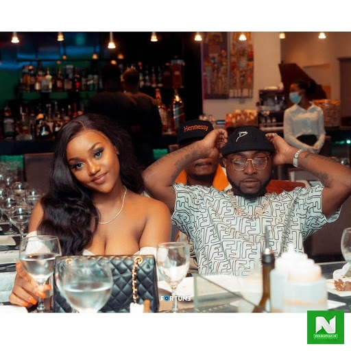 """There Is Only One First Lady"" - Chioma Replies To Davido Calling New Signee DMW's First Lady"