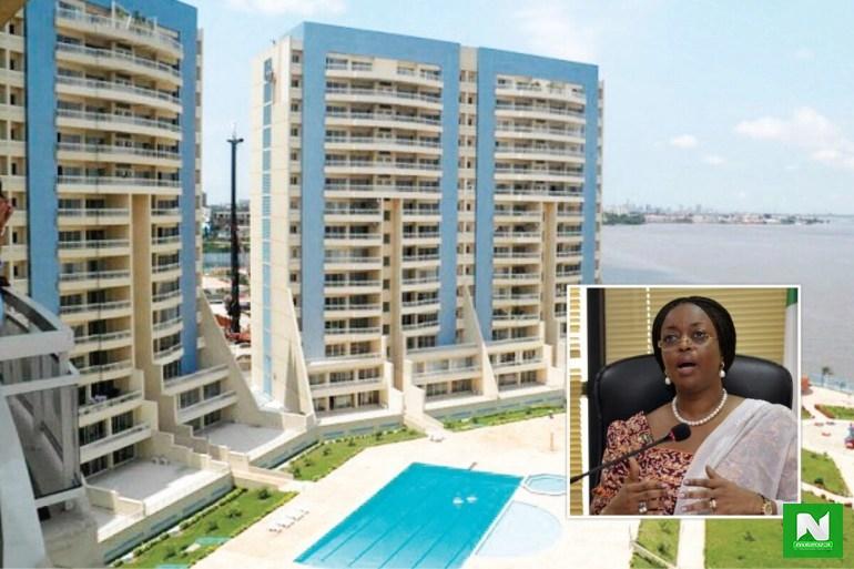 Diezani Alison Madueke properties