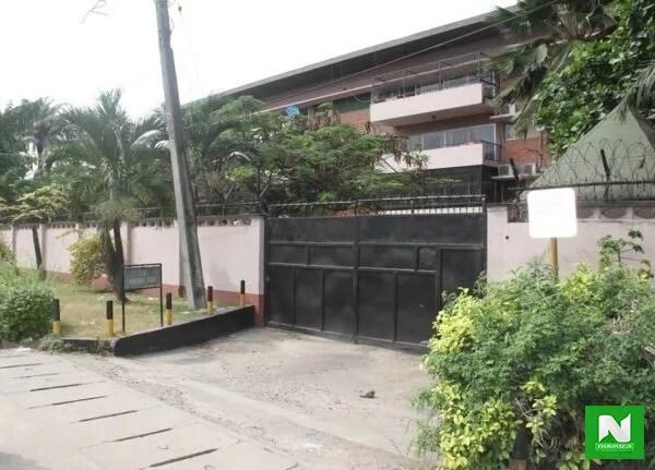 Diezani Alison Madueke real estate