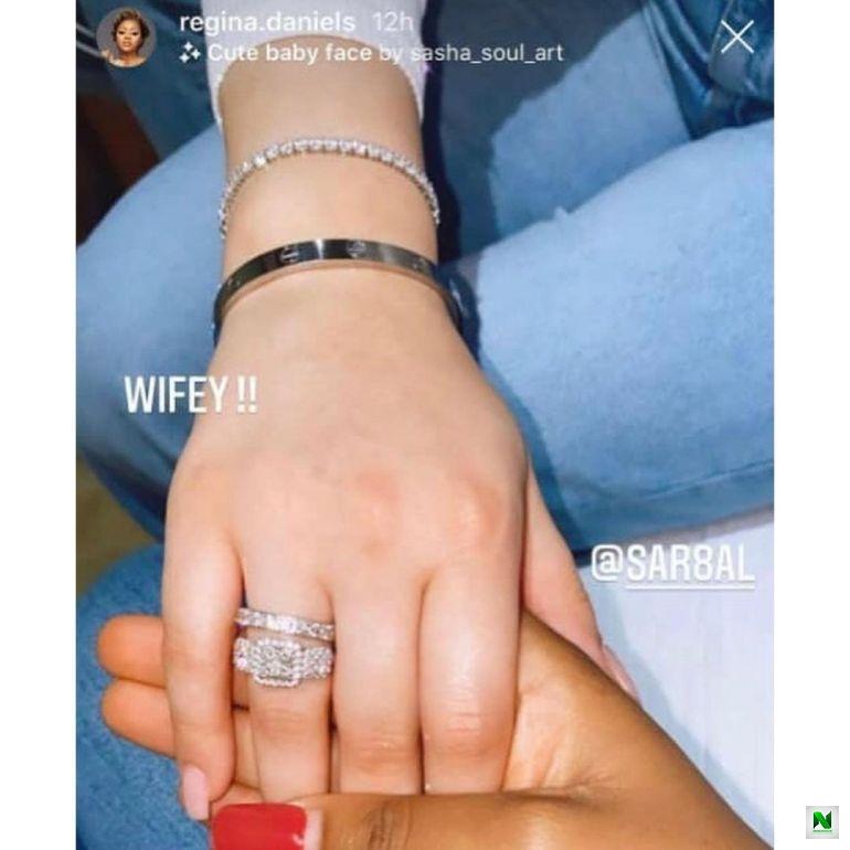 Regina Daniels Husband Ned Nwoko Set To Marry 7th Wife, Already Engaged