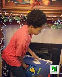 9ice Ex-wife Toni Payne Gifts Her Son, Zion, PS5 On His 12th Birthday (Video)