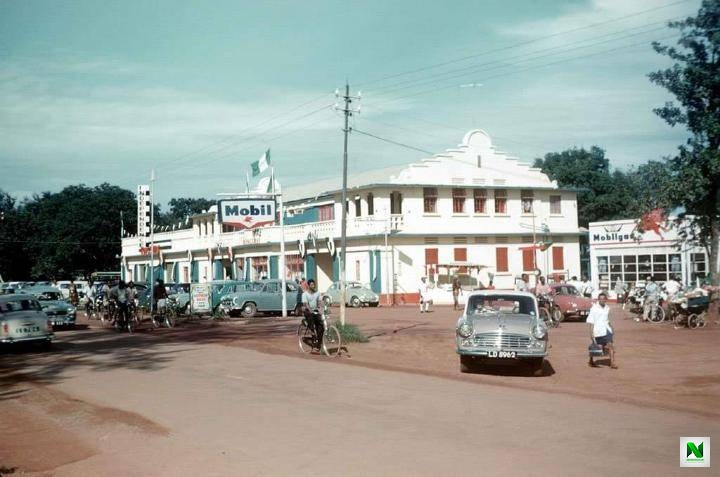 Pictures Of Enugu From 1959 To 1960