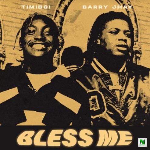 TimiBoi – Bless Me ft Barry Jhay