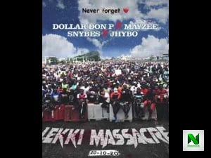 Jhybo – Lekki Massacre ft Dollar Don P, Mayzee & Snybes
