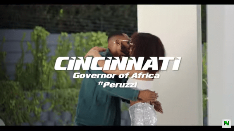 Governor Of Africa - Cincinnati  (Starring Davido) ft. Peruzzi