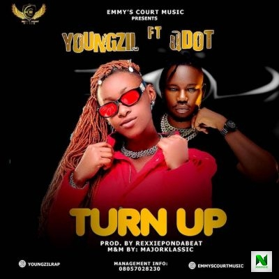 Youngzil – Turn Up ft Qdot