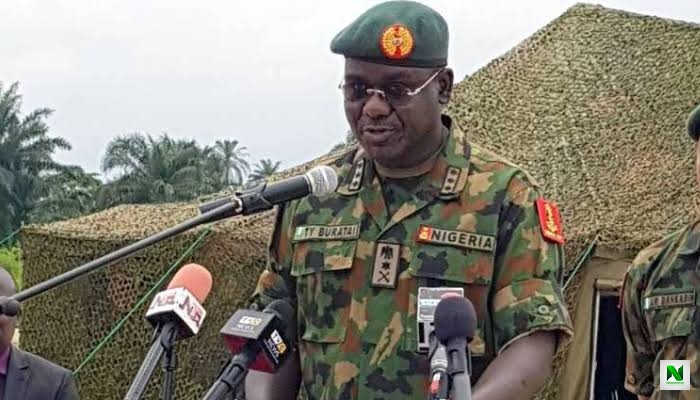 Declare Your Assets - Buratai Directs Senior Army Personnel