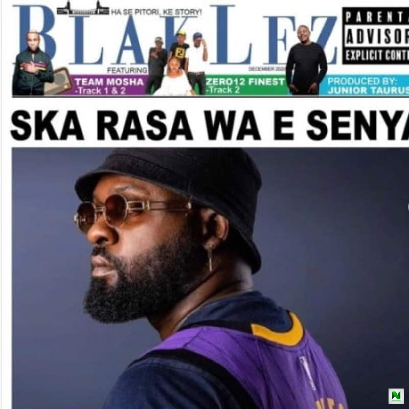 Blaklez - Umsakazo Ft. Junior Taurus & Team Mosha